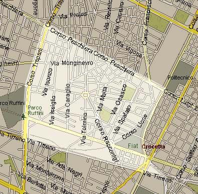 Torino - Quartieri: i mattoni della citt�