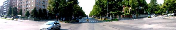 Torino - Quartieri: i mattoni della città